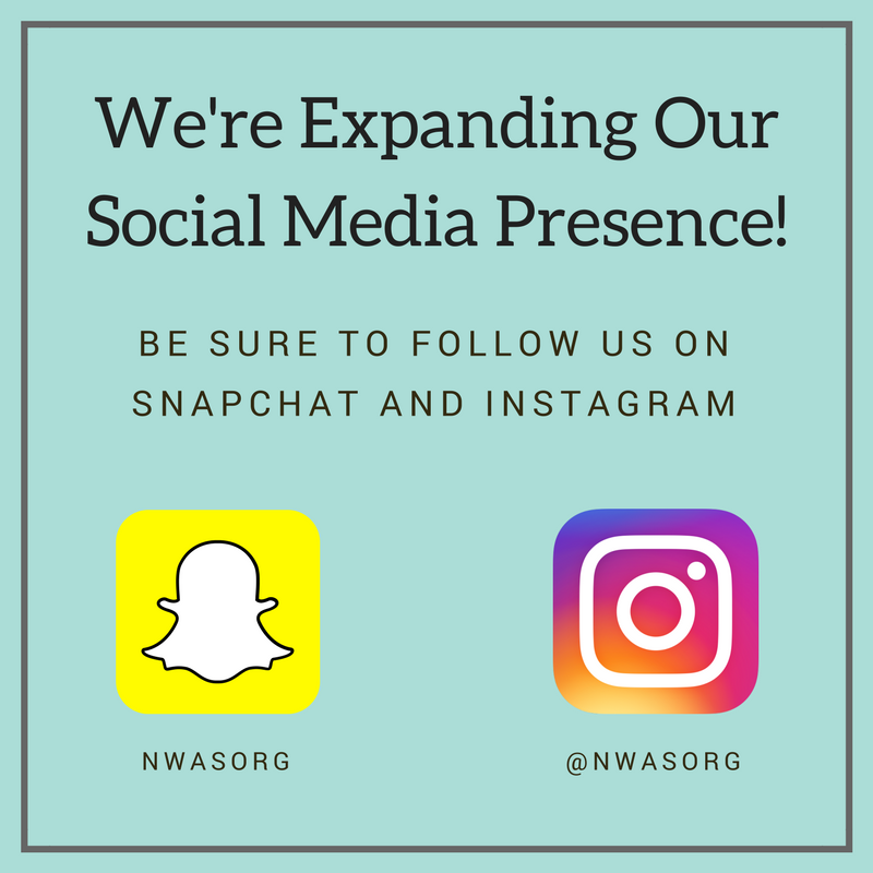 Follow Us on Snapchat and Instagram!