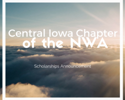 2018 Central Iowa NWA Scholarships Announcement