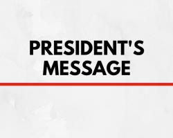 August President's Message