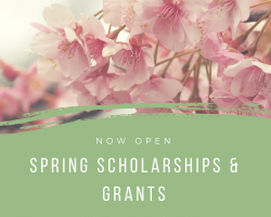 NWA Foundation Spring Scholarships & Grants Open