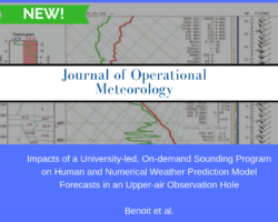 Impacts of a University-led, On-demand Sounding Program on Human and Numerical Weather Prediction Model Forecasts in an Upper-air Observation Hole