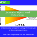 Understanding Emergency Manager Forecast Use in Severe Weather Events