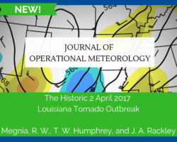 The Historic 2 April 2017 Louisiana Tornado Outbreak