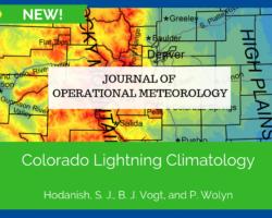 JOM: Colorado Lightning Climatology