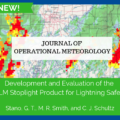JOM: Development and Evaluation of the GLM Stoplight Product for Lightning Safety