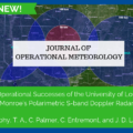 JOM: Early Operational Successes of the University of Louisiana Monroe's Polarimetric S-band Doppler Radar