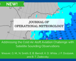 JOM: Addressing the Cold Air Aloft Aviation Challenge with Satellite Sounding Observations