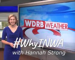 #WhyINWA with Hannah Strong