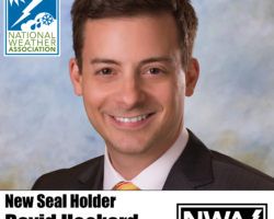 New Seal Holder: David Heckard