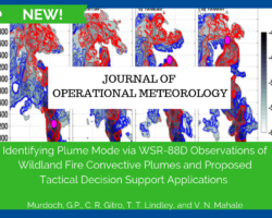 JOM: Identifying Plume Mode via WSR-88D Observations of Wildland Fire Convective Plumes and Proposed Tactical Decision Support Applications
