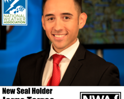 New Seal Holder: Jorge Torres