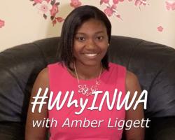 #WhyINWA with Amber Liggett