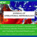 JOM: A Demonstration of Modern Geostationary and Polar-Orbiting Satellite Products for the Identification and Tracking of Elevated Mixed Layers