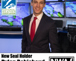 New Seal Holder: Dylan Robichaud