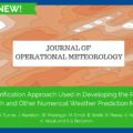 JOM: A Verification Approach Used in Developing the Rapid Refresh and Other Numerical Weather Prediction Models