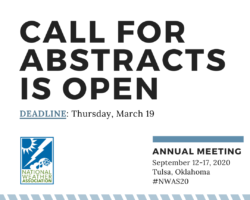 Call for Abstracts Now Open
