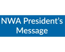 November President's Message: Strategic Planning for 2021