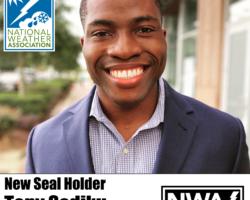 New Seal Holder: Tony Sadiku