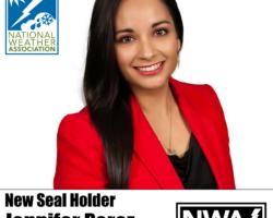 New Seal Holder: Jennifer Perez