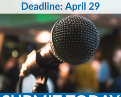 Submit Your Nominations for the 2021 Annual Awards by April 29!