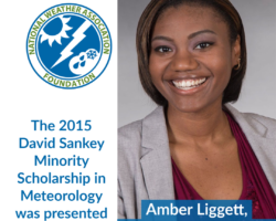 Black History Month: Recognizing David Sankey Minority Scholarship in Meteorology Recipients